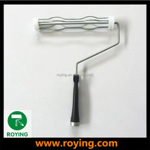 ROYING plastic handle brush cage frame paint roller cover