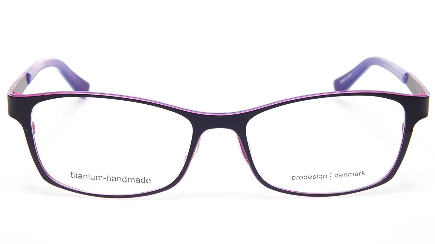 e2b98acb13e Get Quotations · NEW PRODESIGN DENMARK 1407 c.3531 VIOLET EYEGLASSES FRAME  54-16-140 B34mm