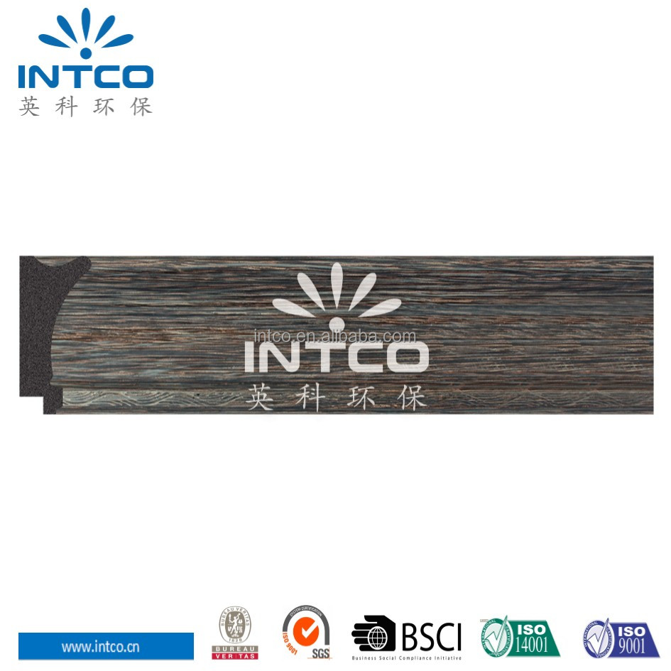 INTCO New Arrival Antique Picture Frame PS Moulding