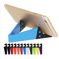 Wholesale foldable mobile phone holder, support logo, slogan, etc.