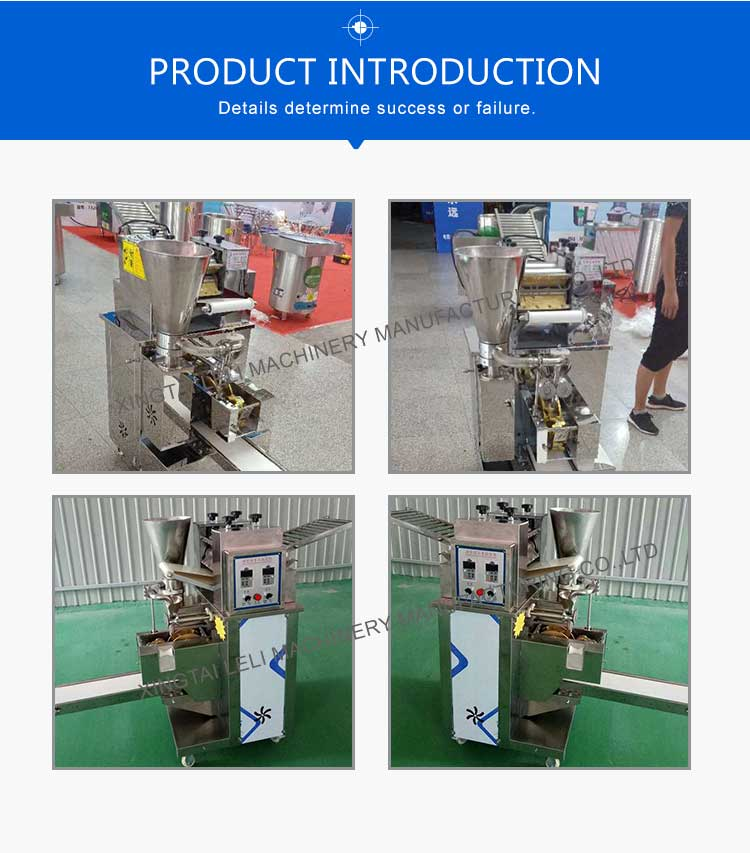 China factory household dumpling making machine