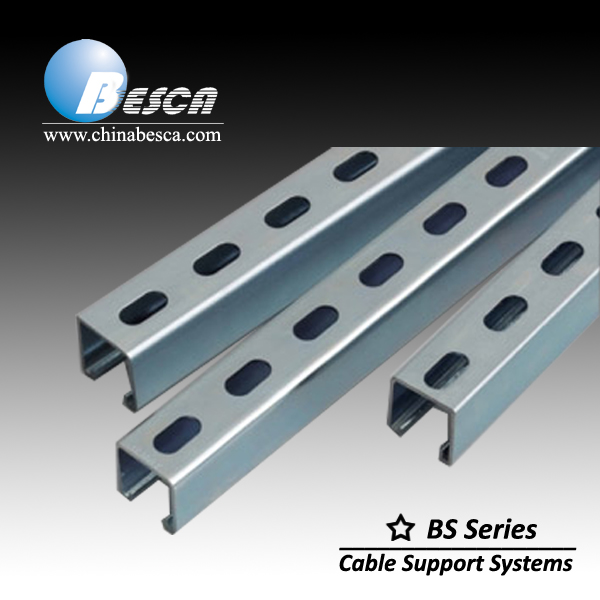 Perforated Steel Strut Channel Unistrut Buy Extruded
