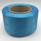 high tenacity polyester dope dyed filament FDY yarn 1000D 2000D