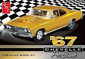 1/25 1967 Chevy Chevelle Pro Street by Dubblebla
