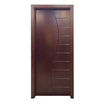 Single Wood Panel Parion Bedroom Wooden Door Designs - Buy ... on