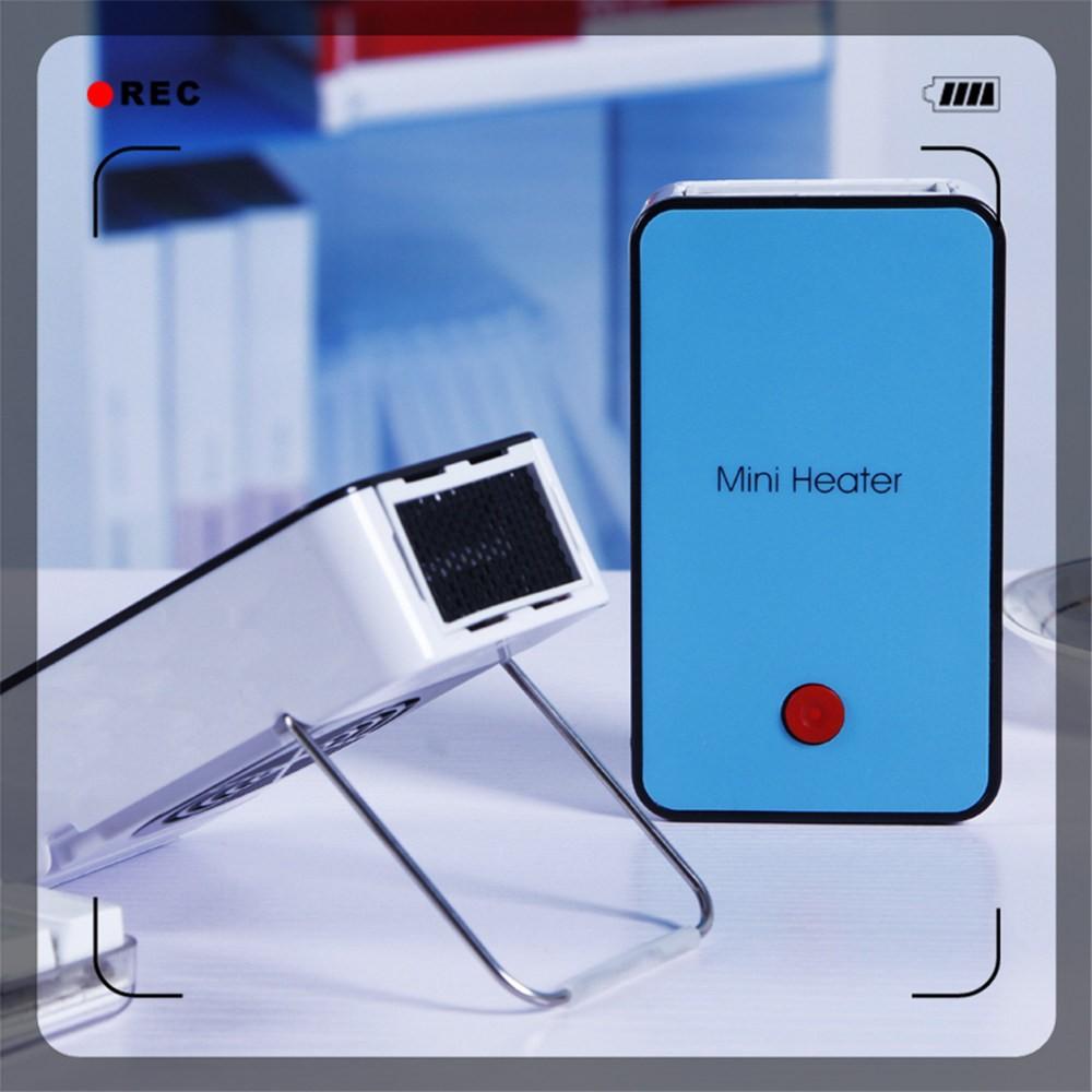 Mini Portable Fan Heater Hot Sale Usb Mini Battery