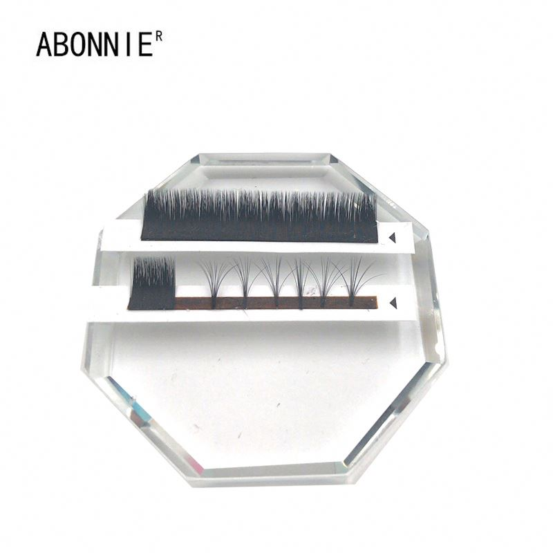 Create Your Own Brand 0.05 0.07mm C D curls 8-17mm easy make fans volume eyelash extensions Fast fanning Blooming