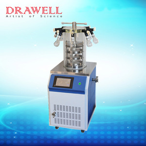 DW-18N Freeze Dryer Laboratory Vaccum For Sale China