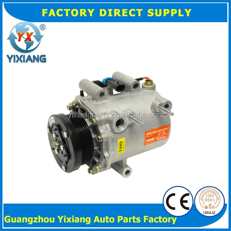 6PK 88892650 88897596 AC Compressor For Chevrolet Venture