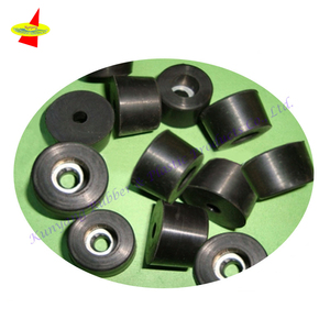 Anti Vibration Rubber Buffer, Vibration Damper Rubber Feet, Molded Tapered Rubber Cushion Feet