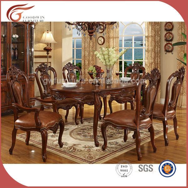 Hot vendre pas cher en bois antique salle manger meubles - Muebles viejos baratos ...