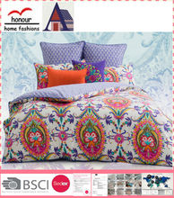 quilt cover and bed sheet aplic work cotton