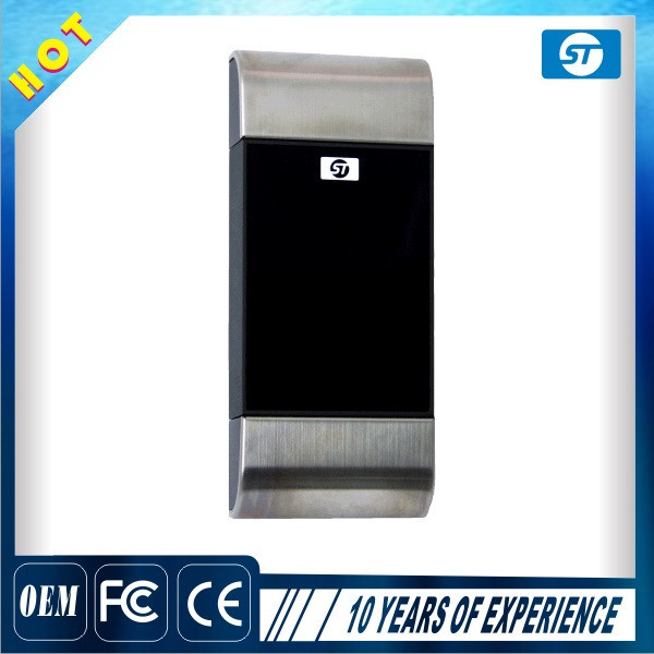 Waterproof touch panel Access Control reader