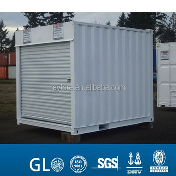 10ft roll up door storage container buy 10ft storage for 10x10 roll up door for sale
