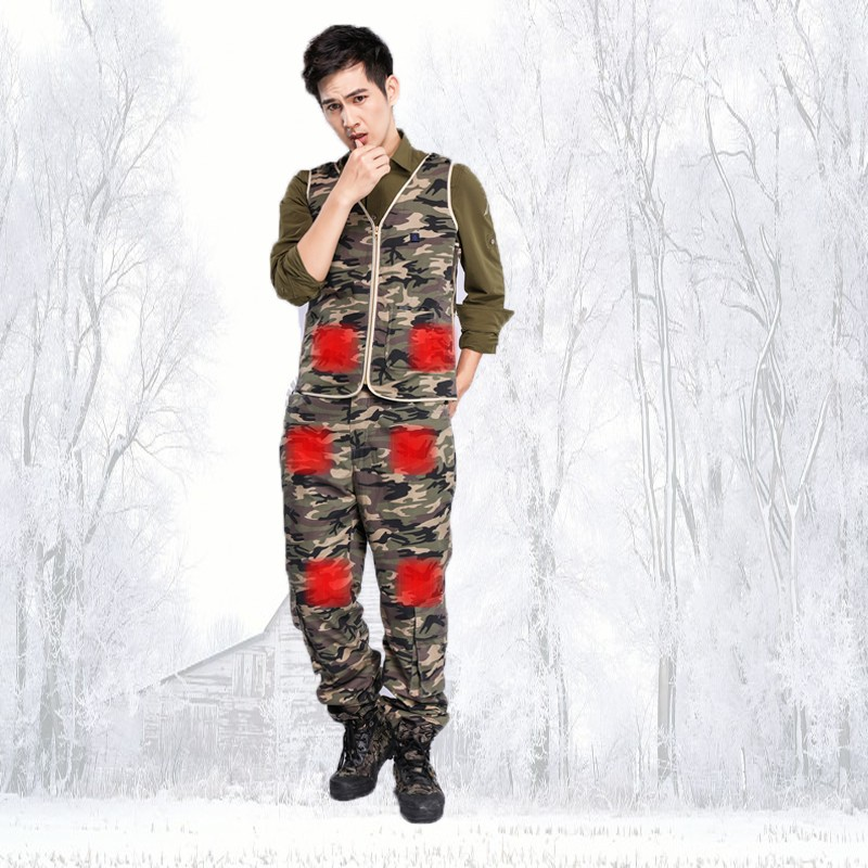 2017 Hot Sale Mens rugged cargo pants for regular fit Milltary Army Overalls heated Pants