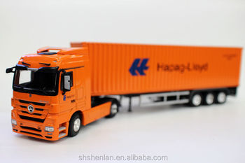 Scale 1:50,30 7cm Long,Mini Die Cast Promotional Container Truck Toy - Buy  Isuzu Mini Truck,Hafei Mini Truck Parts,Mini Pickup Truck Price Product on