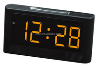 decoration led alarm clock with ce