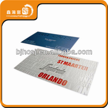 2013 Hot Selling Clear Business Cards Cheap Buy Clear