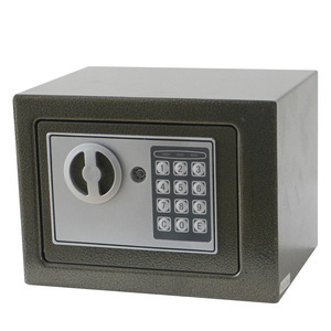 Secure Smart Safe Box Electronic Digital Hotel / Home Metal Money Cash and Jewellery Safe Digital Electronic Deposit Box