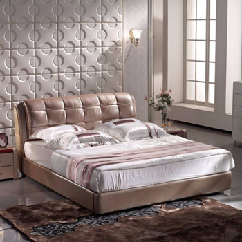 Chinesische Zeitgenössische Hochzeit Bett Kingsize Bett Designs