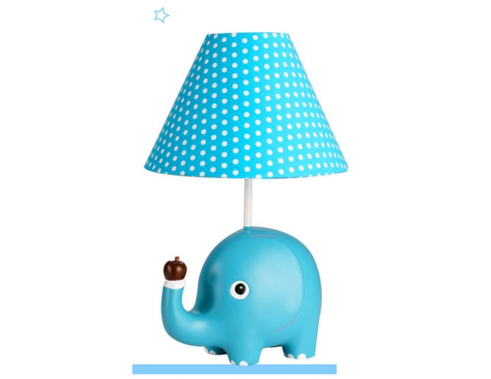 WENBO HOME- Simple Creative Children Table Lamp Children's Bed Bedside Lamp Modern Cartoon Lighting Bedroom Decorated Table Lamp -Desktop lamp ( Color : #1 )