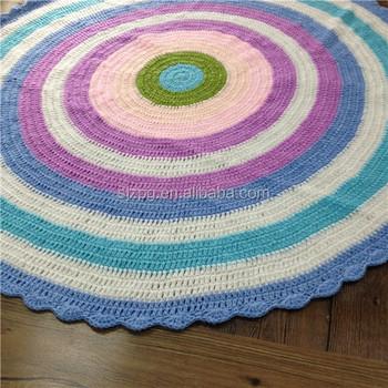 Factory 100 Styles Hand Crochet Mandala Rug Buy Crochet