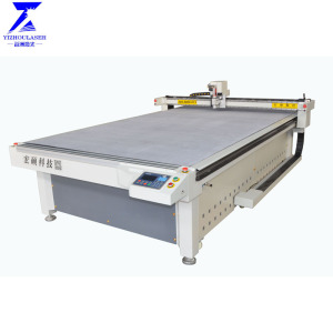 Factory direct sale leather belt cutting machine made in China