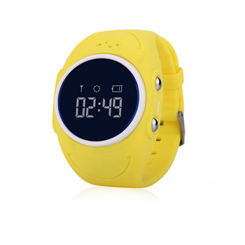Gps tracking device for kids children wristwatch Q520s cell phones smartphones waterproof watches