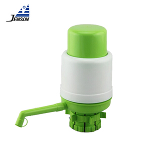 The newest bottled hand press water pump dispenser operated oil manual circulation