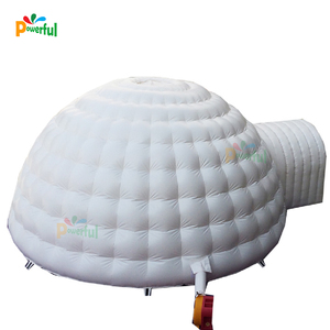Giant bubble inflatable house inflatable LED dome tent