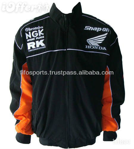 First MOTORCYCLE RACING JACKET