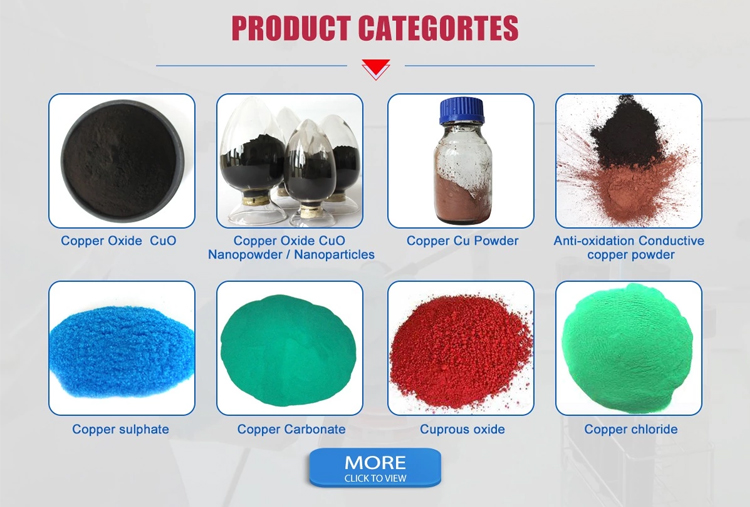 Manufacture and Export Copper Oxide Granule