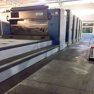 Germany offset printing komori machine price,old digital offset printing machine