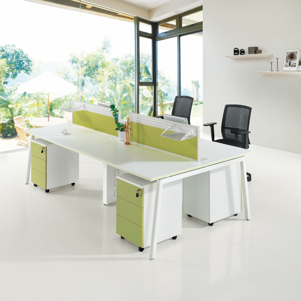 Genial New Modern Office Workstation Cubicle Design For 4 Person   Buy Office  Workstation Cubicle For 4 Person,Office Workstations Design,Modern Office  ...