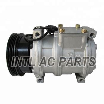Denso 10pa17c Car Air Conditioning Ac Compressor For Bmw E34 E36 64521385172 Buy Denso Compressor For Land Rover 147100 5690 Car Ac Compressor