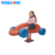 child game mini plastic playground amusement park games for sale