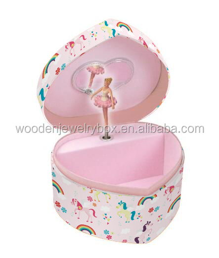 Wholesale Custom Kids music box promotional valentine <strong>gift</strong>
