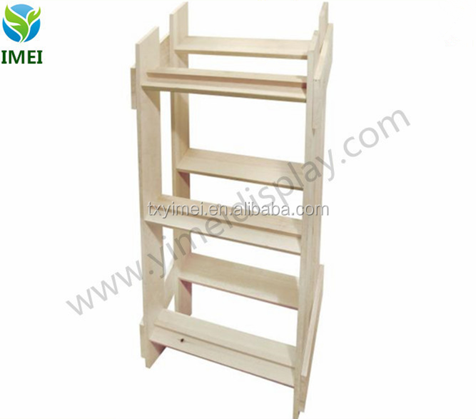 Household Large Decorative Wood Crate for Storage with Handles, Brown / Brandy Design IMEI18035