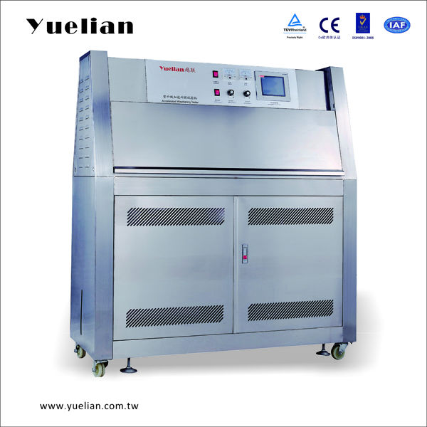 CE approve uv light test chamber (UV-40LRC)