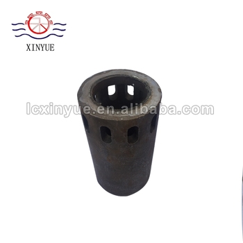 China stove spare parts boiler tube shields