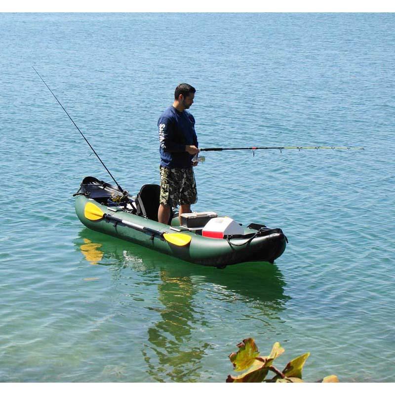 Какие используют каяки для рыбалки