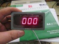 1999 3 1/2 Digit AC current panel meter