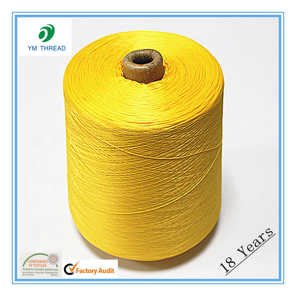 Solution Dyed Polyester Textured Yarn 150D