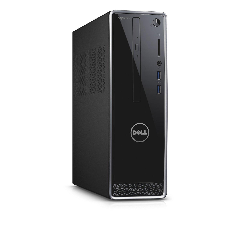 2016 Newest Dell Inspiron High Performance i3252 Mini Desktop ( Intel Celeron, 4GB RAM, 500GB HDD, Windows 10)