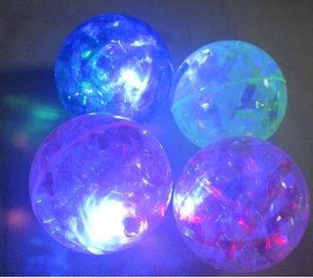 Biglie Di Plastica Vendita.Bambini Di Plastica Di Piccole Dimensioni 6 5 Cm Lampeggiante Palle