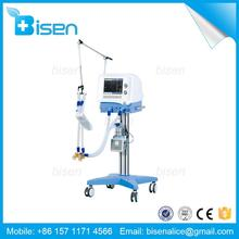 China Icu Breathing System Ventilator Machine With High Precision Oxygen Concentration Detection Function Price