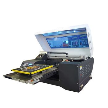 A2 Direct to garment t shirt 3d printer printing machine for clothes