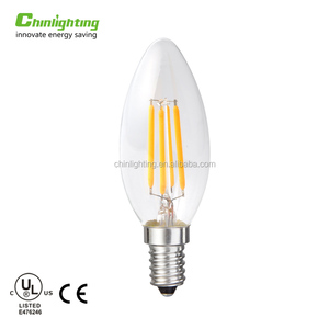c35 led filament bulb candle light c35 filament led candle night light eco halogen lamp c35 filament candle bulbs