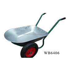 qingdao australia heavy duty construction wheelbarrow with CE certificate