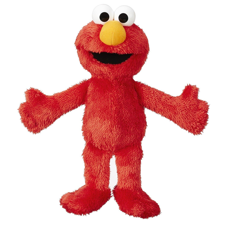 Plush - Sesame Street The Furchester Hotel Talking Elmo